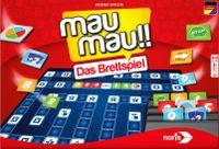 Board Game: mau mau!! Das Brettspiel