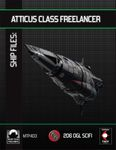 RPG Item: Ship Files: Atticus Class Freelancer
