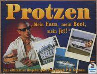 Board Game: Protzen