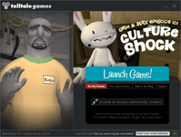 Video Game: Sam & Max Save the World Episode 1: Culture Shock