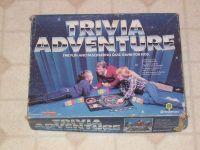 Board Game: Trivia Adventure