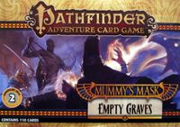 Pathfinder Adventure Card Game: Mummy's Mask – Adventure Deck 2: Empty Graves
