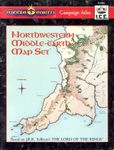 RPG Item: Northwestern Middle-earth Map Set