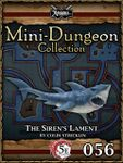 RPG Item: Mini-Dungeon Collection 056: The Siren's Lament (5E)