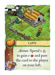 Board Game: Imperial Settlers: Empires of the North – Lawn Promo Card