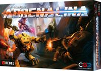Board Game: Adrenaline