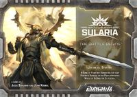 Board Game: Battle for Sularia