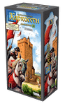Board Game: Carcassonne: Expansion 4 – The Tower