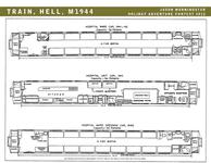 RPG Item: Train, Hell, M1944