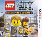 Video Game: LEGO City Undercover: The Chase Begins