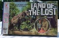 Board Game: Land of the Lost Game