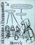 Issue: Alarums & Excursions (Issue 31 - Mar 1978)