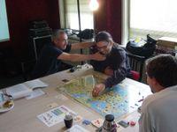 Board Game: The Napoleonic Wars