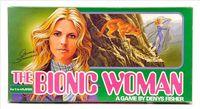 Board Game: Bionic Woman