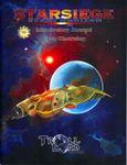 RPG Item: StarSIEGE: Event Horizon Introductory Manual