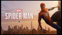Video Game: Marvel's Spider-Man