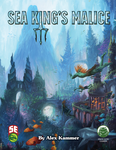 RPG Item: Sea King's Malice (5E)
