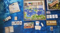 Board Game: Maracaibo