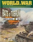 Board Game: The Rats of Tobruk
