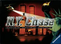 Board Game: N.Y. Chase