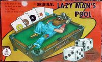 Board Game: The Original Lazy Man's Pool