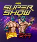 Board Game: The Supershow