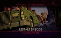 Video Game: The Wolf Among Us - Season 1, Episode 3: A Crooked Mile