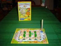 Board Game: Rein damit