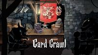 Video Game: Card Crawl