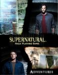 RPG Item: Supernatural Adventures