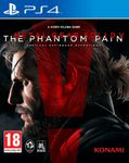 Video Game: Metal Gear Solid V: The Phantom Pain