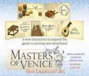 Board Game: Masters of Venice: Mini-Expansion Set