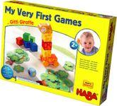 Board Game: My Very First Games: Gitti Giraffe
