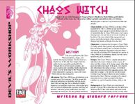 RPG Item: Chaos Witch