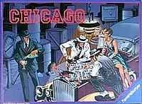 Board Game: Chicago