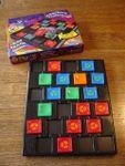 Board Game: Rubik's Checkers Challenge