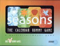 Board Game: Seasons: The Calendar Rummy Game
