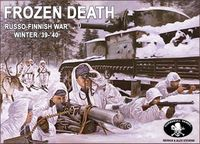 Board Game: Frozen Death