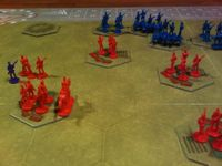 Board Game: Hold the Line