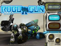 Video Game: RobotNGun