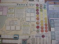 Board Game: Nemo's War