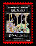 RPG Item: BF2: Fortress, Tomb, and Tower: The Glain Campaign