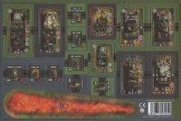 Board Game: Heroes of Normandie: Extra Unit US-GE