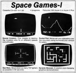 Video Game Compilation: Space Games-1, CS-4001