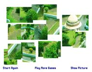 Video Game: Park Jigsaw Puzzle