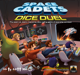 Board Game: Space Cadets: Dice Duel