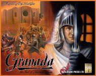 Board Game: Granada: The Fall of Moslem Spain