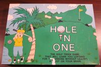 Board Game: Hole in One