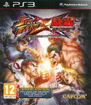 Video Game: Street Fighter X Tekken