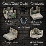 RPG Item: Citadel / Grand Citadel Crenellations Pack
